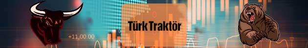 Türk Traktör (TTRAK) Hisse Yorumları, Fiyatı Ne Olur?