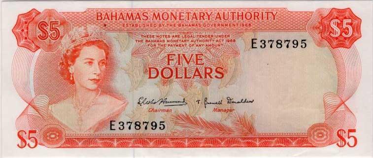 Bahama Doları