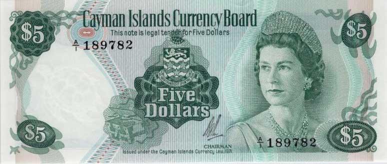 Cayman Adaları Doları