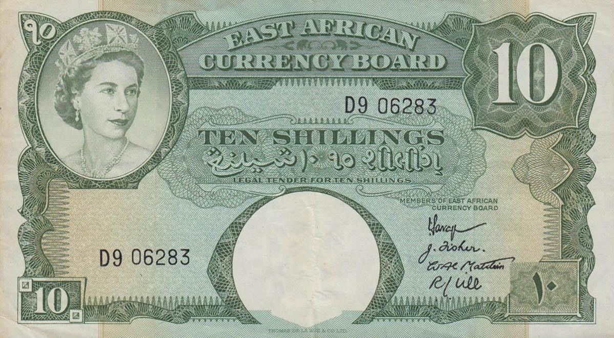 Doğu Afrika Şilini