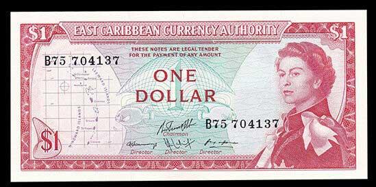 Doğu Karayip Doları