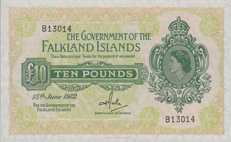 Falkland Adaları Poundu