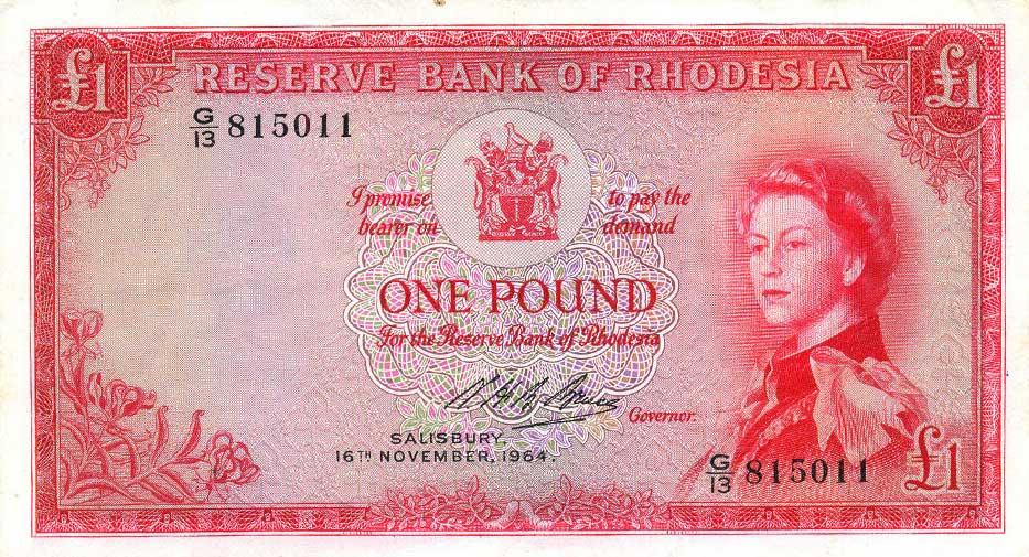 Rodezya Poundu