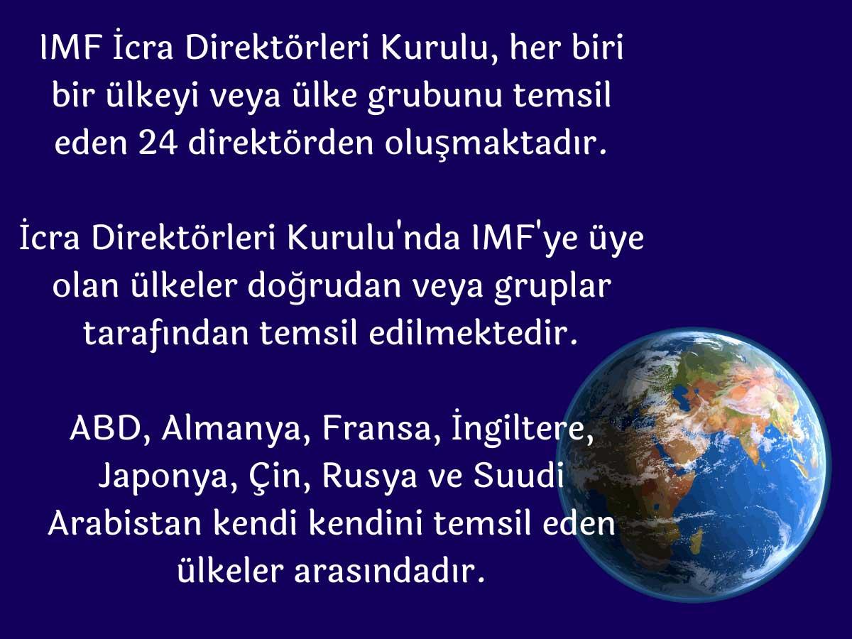 IMF İcra Direktörleri Kurulu