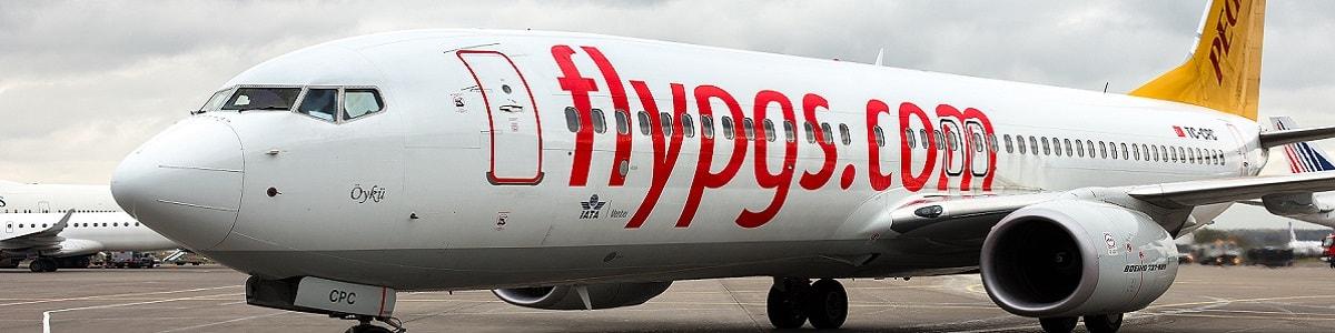 Pegasus Şubat Ayında 2.33 Milyon Yolcu Taşıdı