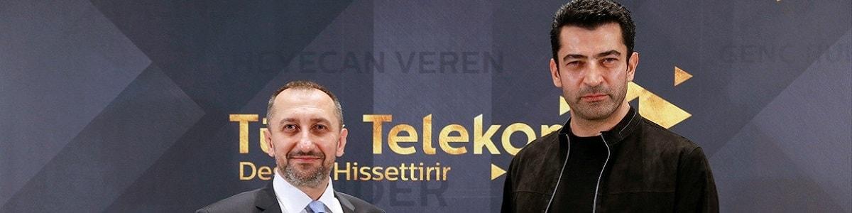 Kenan İmirzalıoğlu Türk Telekom'un Yeni Reklam Yüzü Oldu