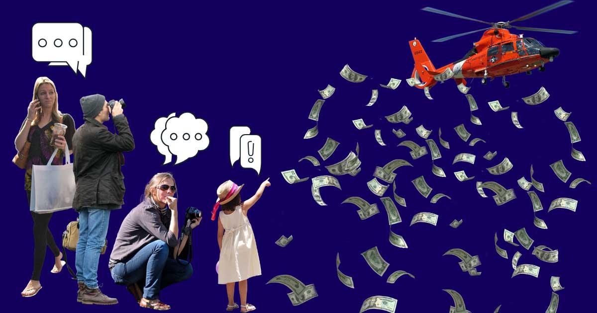 Helikopter Para Nedir? Avantaj ve Dezavantajları