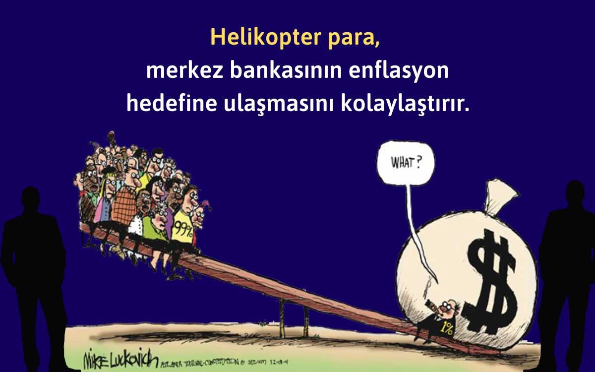 Helikopter Paranın Enflasyona Etkisi Nedir?