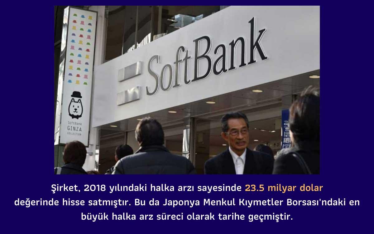 Softbank Halka Arz