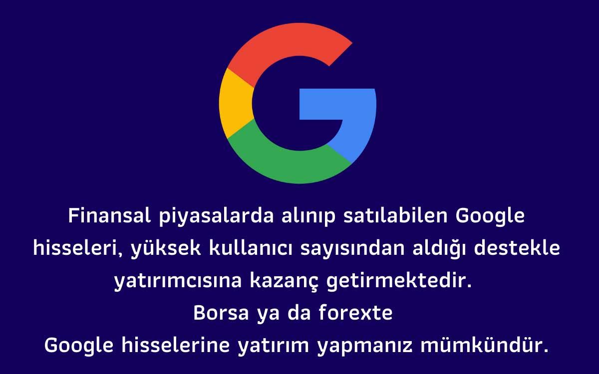 Google Hisse Senedi Alım – Satım İşlemleri Nasıl Yapılır?