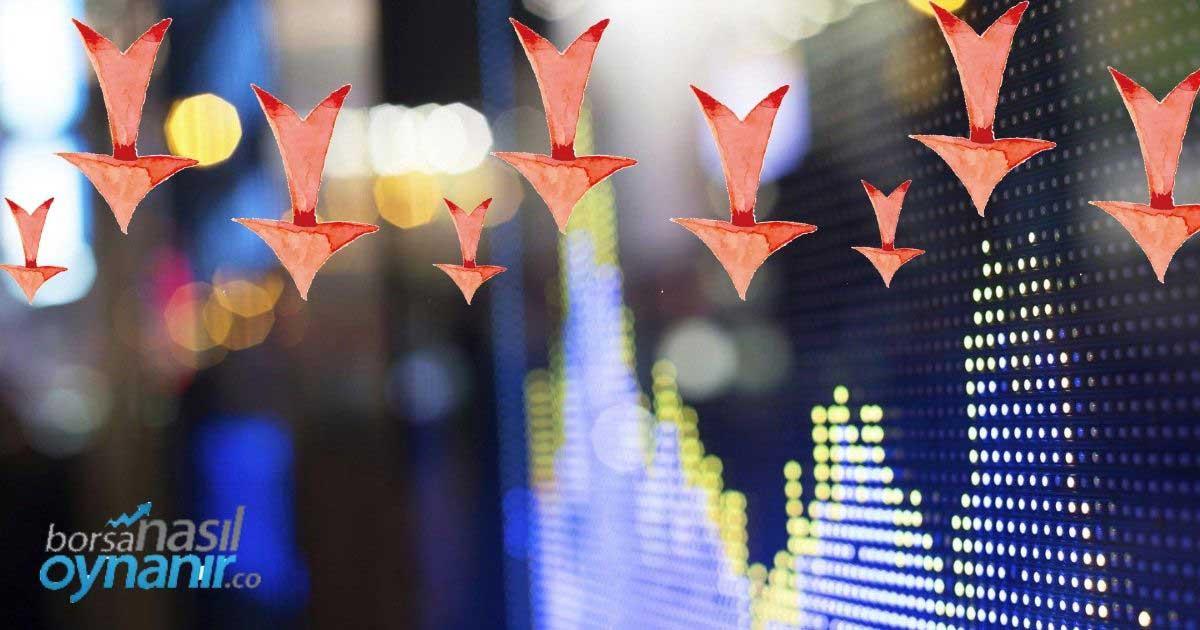Döviz Kurları Rekor Kırarken Borsadaki Kayıp %4'e Yaklaştı