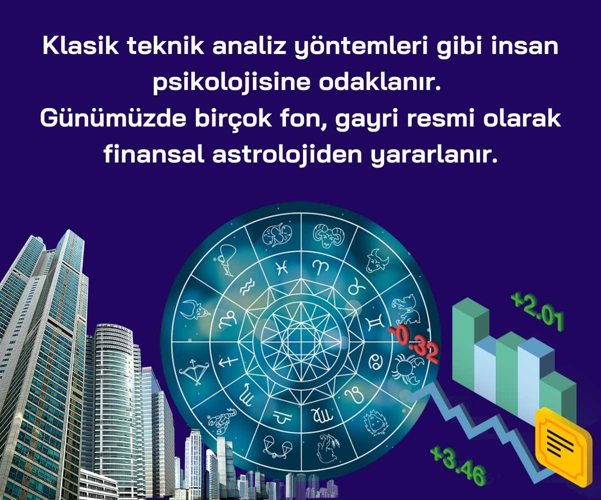 Finansal Astroloji Nasıl Uygulanır?