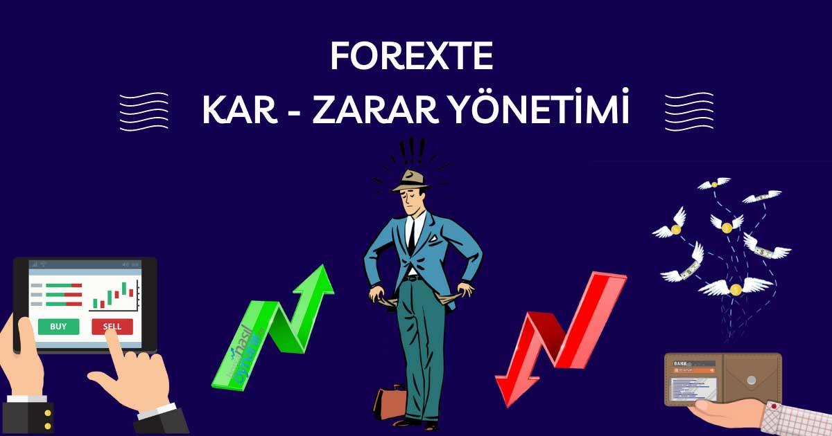 Forex Piyasasında Kar – Zarar Yönetimi ve Hesaplaması