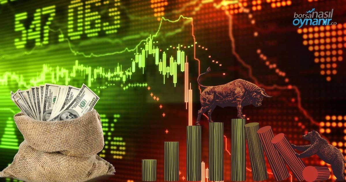 TCMB Rezerv Verileri Sonrasında Borsa ve Dolarda Yön Aşağı Yönde