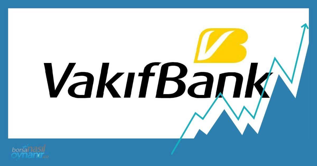 VakıfBank Hisseleri 4,2 Milyar TL Kar Açıklamasıyla %4'ten Fazla Yükseldi