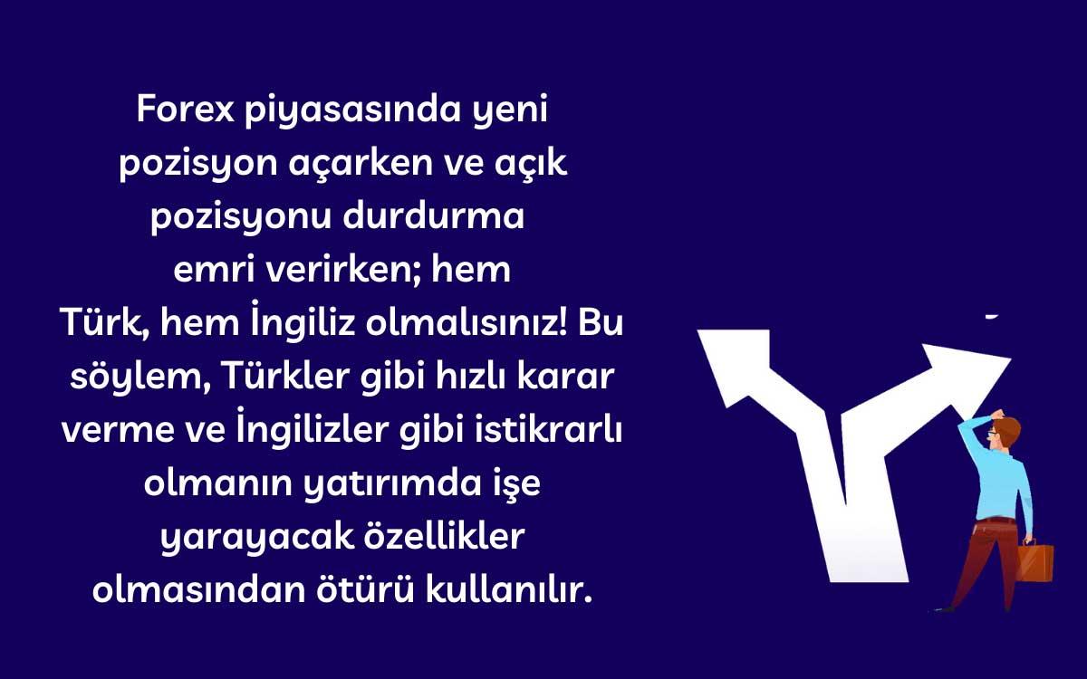 Yatırımlarda Nasıl Hem Türk Hem de İngiliz Olunur?