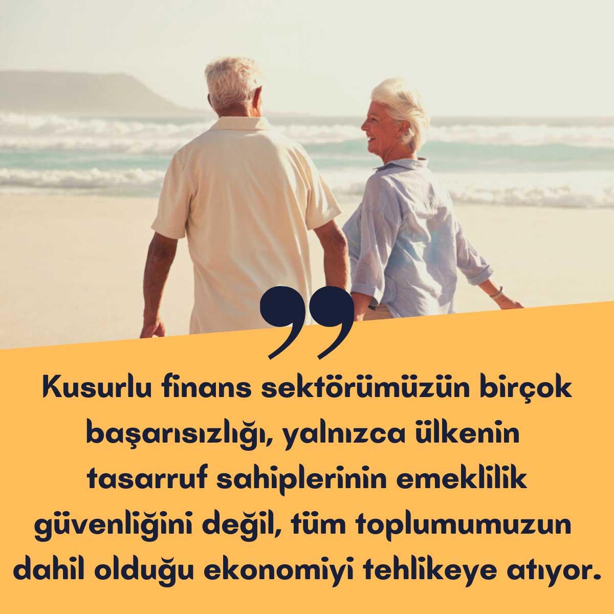 Emeklilik Planı Yapın