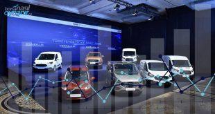 20,5 Milyar TL Yatırım Açıklayan Ford Otosan Hisseleri %7'ye Yakın Yükseldi