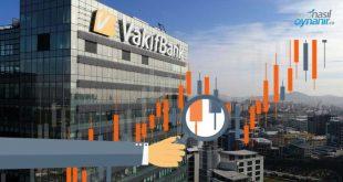 İlk Sürdürülebilir Eurobond İşlemini Tamamlayan Vakıfbank Hisseleri Primli Seyrediyor