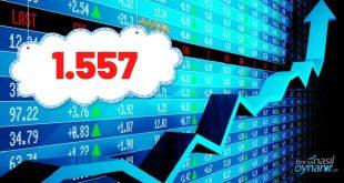2021'de TL Varlıklarının Getirisinde Artış Beklenirken, Borsa 1557 Puanla Rekor Kırdı