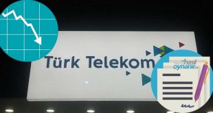 Temettü Ödemesine İlişkin Açıklama Yapan Türk Telekom Hisseleri Negatif