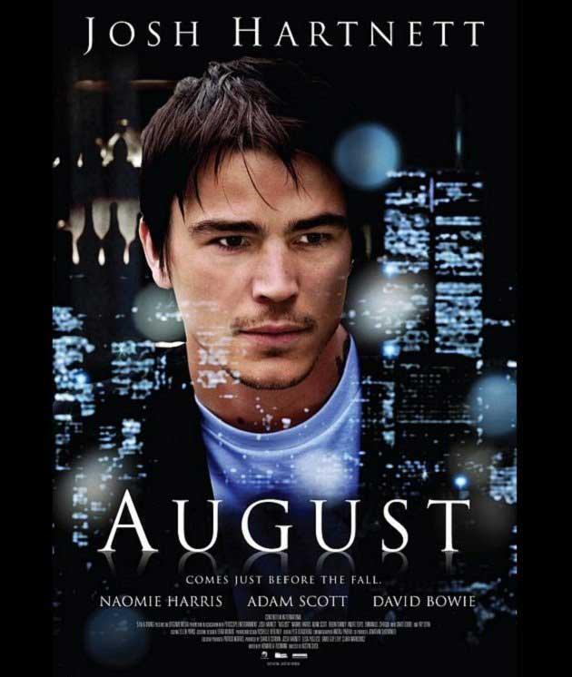 August – Ağustos Film Afişi