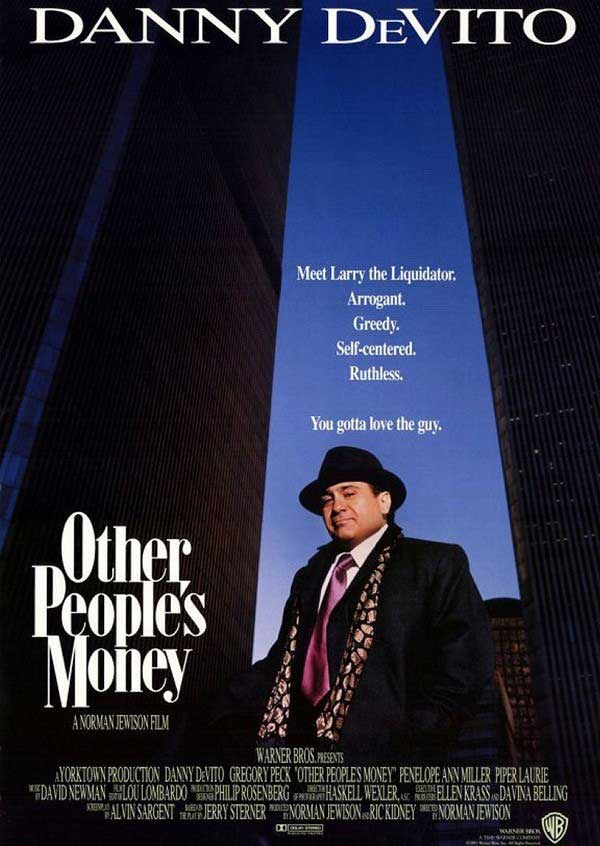 Other People's Money Filmi