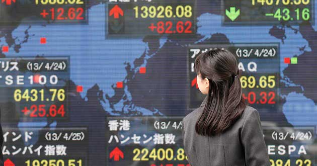 Asya Hisse Senetlerine ABD Desteği Geldi