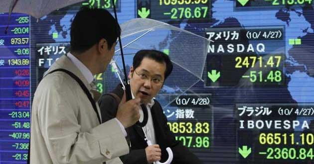 Asya Hisseleri Yatırımcısını Korkuttu!