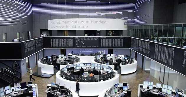 Avrupa Hisseleri Euro Baskısıyla İki Haftanın En Sert Düşüşünü Gerçekleştirdi