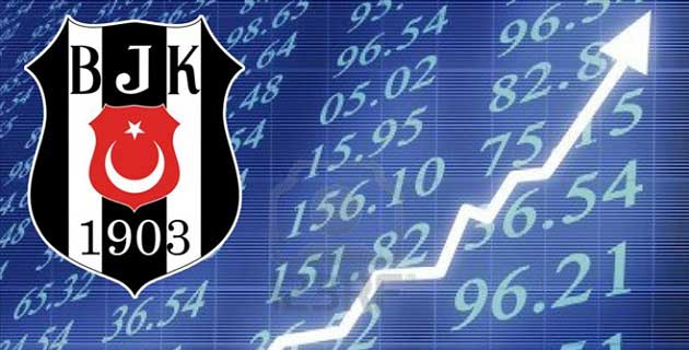 Beşiktaş'ın Zaferi Borsada da Sevindirdi