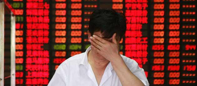 Bir Ülkede Borsanın Çökmesi Ne Demektir?