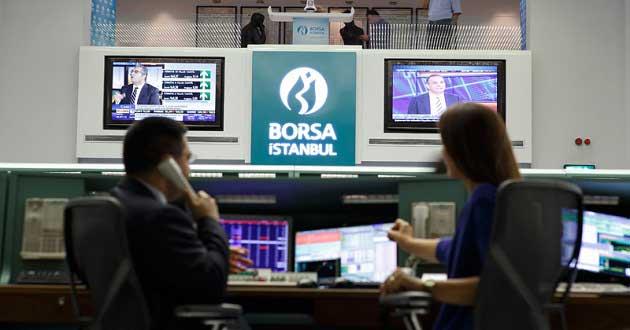 Borsa İstanbul 2015'in Son Haftasına Yükselişle Başladı