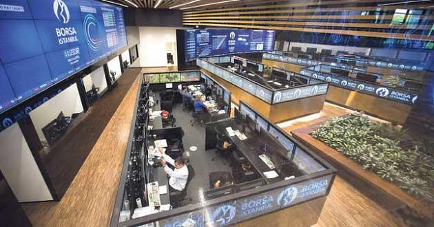 Borsa İstanbul 2016'nın İlk İşlem Gününe Düşüşle Başladı
