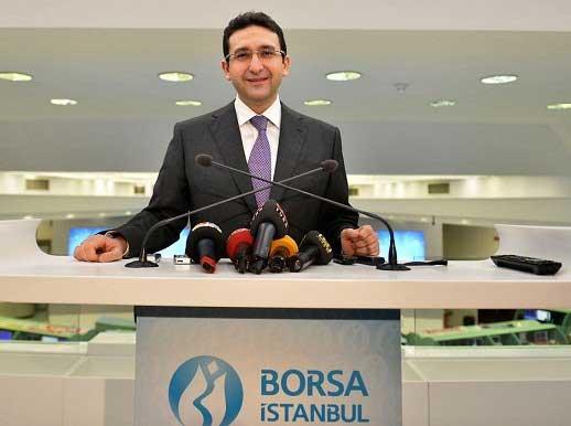 Borsa İstanbul Genel Müdür İbrahim Turhan