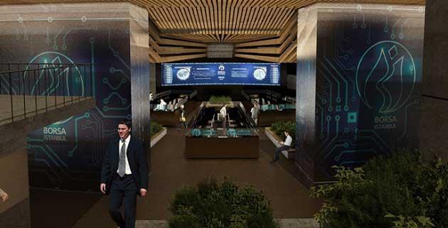 Borsa İstanbul Yeni Seans Salonu