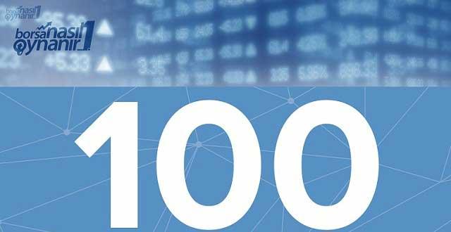 BorsaNasilOynanir1.com 100'ler Kulübü!
