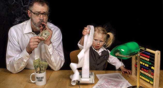 Borsada Babalar Kızlarına Yatırım Yapıyor
