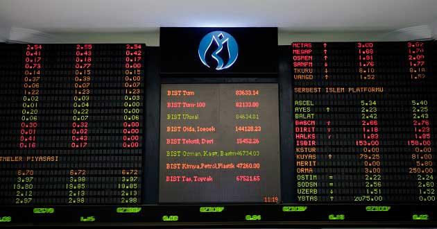 Borsalarda Belirsizlik Dönemi Yaşanıyor