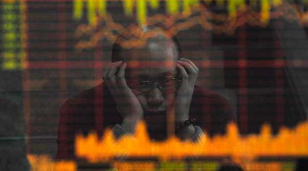 Borsalar Çin Verisi ile Düşüşe Geçti