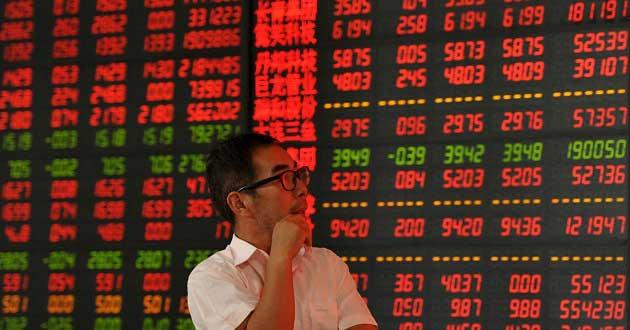 Borsalar Çin Verisinden Tedirgin