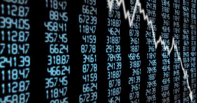 Borsalar Emtialarla Birlikte Düşüyor