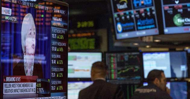 Borsalar Nefesini Tuttu FED'i Bekliyor