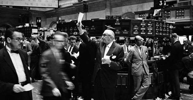 Borsalarda Büyük Buhran mı Yaşanıyor?
