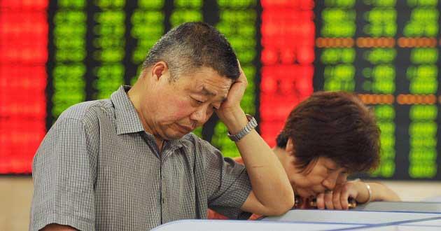 Çin'de Hisse Senedi Darbesi