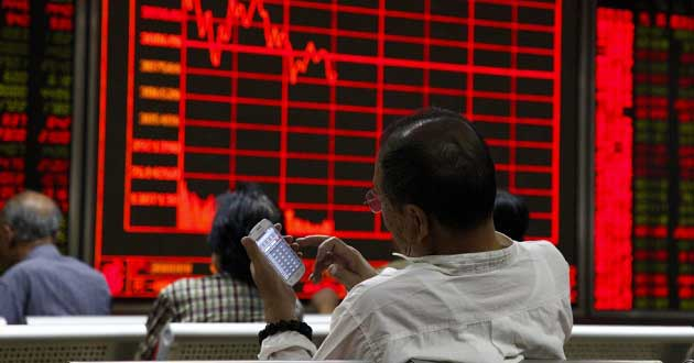 Çin Hükümeti Hisse Senedi Piyasasını Sakinleştirmeye Çalışıyor