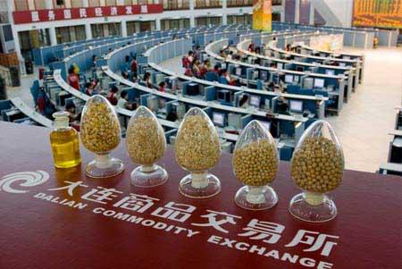 Dalian Emtia Borsası