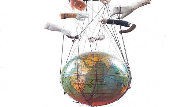 2014 Yılı Dünyanın En Büyük 10 Jeopolitik Riski