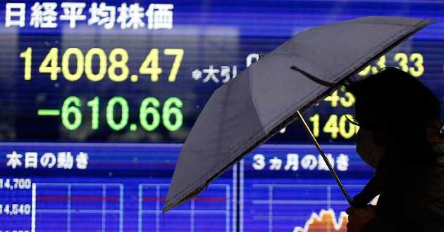 Japonya Borsası'nın Kötü Seyri Diğer Piyasaları da Korkutuyor