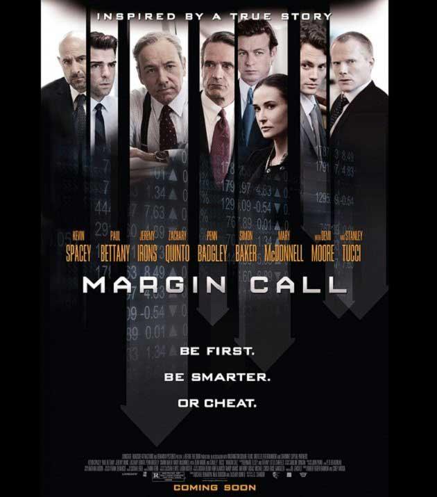 Margin Call – Oyunun Sonu Film Afişi